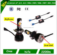 wholesaler &manufacturer h1,h3,h4,h7,h8,h9,h11,9004,9005,9006,9007 led tractor headlight