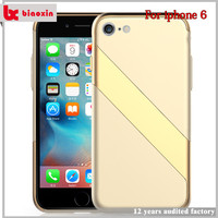 Trade assurance TPU PC mobile phone cover for i phone6 cases and covers, for i phone 6 covers,cover for iphone 6
