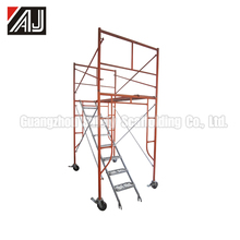 Guangzhou Manufacture Construction H Frame Movable Scaffold