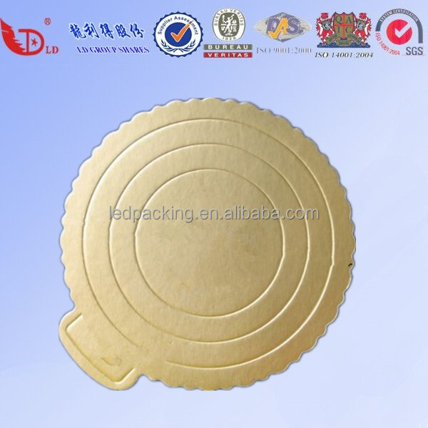 Recyclable Eco-friendly pizza tray,disposable pizza paper plate