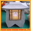 led light Japanese style tiered pagoda water fountain