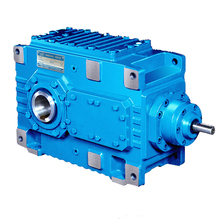 High Power Helical Gearbox for Belt Conveyors/ Elevator
