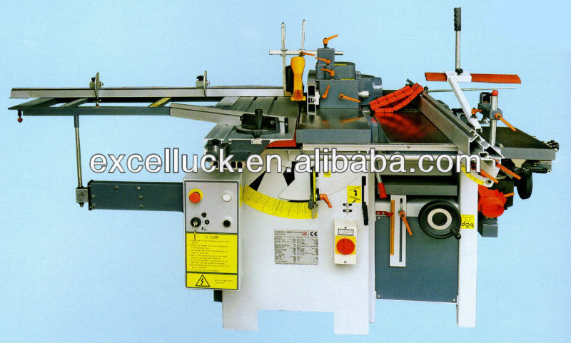 300mm Carpentry universal combined woodworking machine