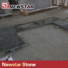 Newstar polished emerald green granite countertops