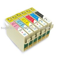 Compatible ink cartridge for Epson (T0811--T0816)