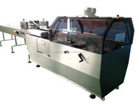 semi automatic joint structure SUS paper box edge gluing machine