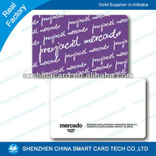 Good Printing Plastic PVC warranty card format