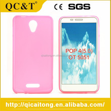 Cheap Sale Custom Design Mobile Phone Cover For ALCATEL POP 4 OT5051