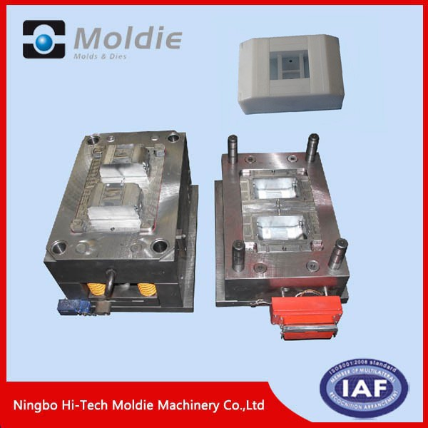 high quality injection molded case