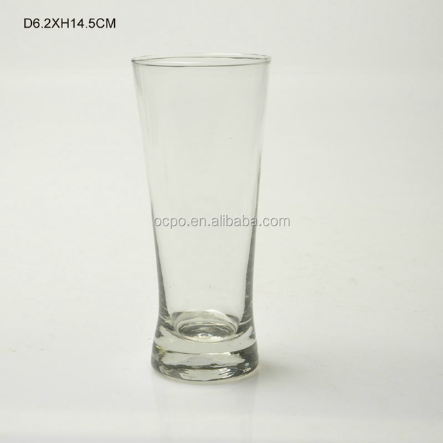 new unbreakable plastic beer highball glass