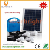 Portable Solar Lighting System Energy Power