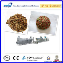 organic pet food pellet machine