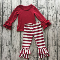 Boutique Spring Baby Set Girl Casual