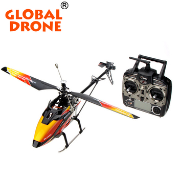 GLOBAL DRONE WLtoys V913 helicopter with 2.4GHz Single Blade Propeller remote helicopter With helicopter parts helicopter engine