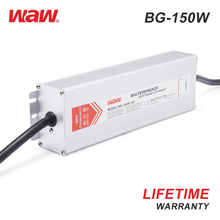 WODE Significant Brand Waterproof Ip67 150W Slim Power Supply 30v Led Driver