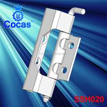 removable pin concealed hinge