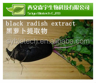 white radish seeds , water soluble black radish extract powder