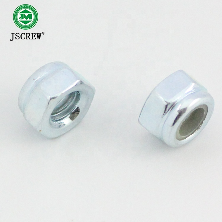 High-quality products nylon insert hex carbon steel stainless steel brass nut m32 classes 8 and 10