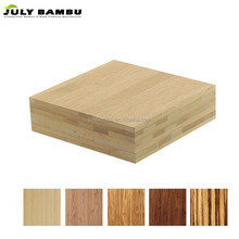 Eco forest bamboo plywood 30mm 40mm for indoor flooring