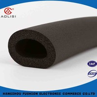 Cheap Price foam pipe insulation sizes thermal insulation foam pipe for air conditioner