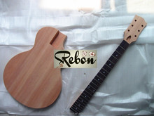 Weifang Rebon Unfinished DIY lp junior electric guitar kit