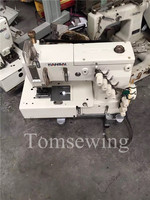 Kansai Special 1508p Used Second Hand Industrial Underwear Sewing Machine
