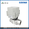 Water Heating Electrical Motorised SS304 Ball Valve