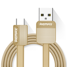 REMAX Fast Charging Flat Cable Cord Type-C USB Cable