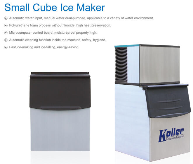Cheap Low Consumption Ice Maker Machine For Home Use 300kg