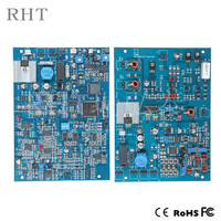 EAS Transmitter / Receiver PCB Board with Factory Price EAS Security PCB Dual Board