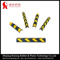 quick delivery parking reflective wall rubber corner guard