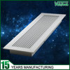 Ventilation air supply register aluminum floor vent grilles