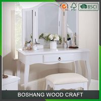 Indian Kids Wooden Dressing Table