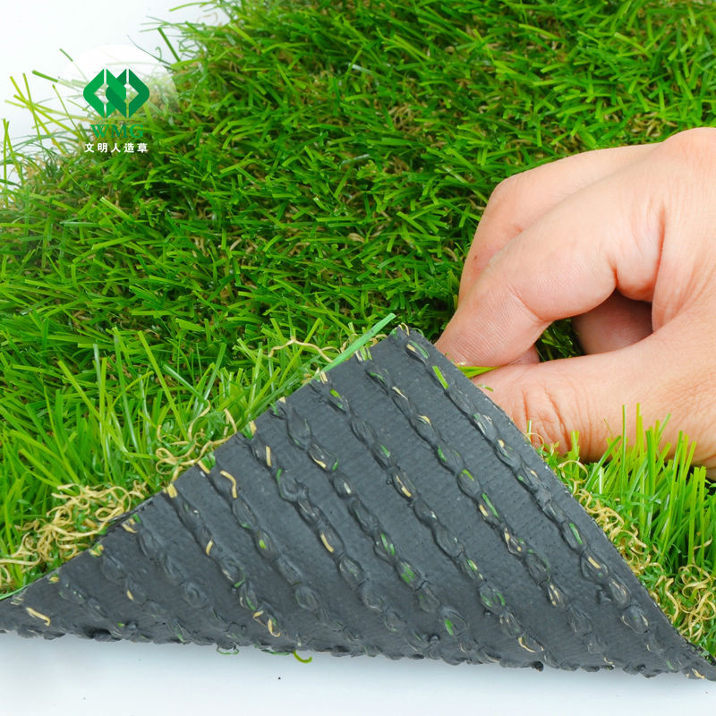 Good upright artificial turf for indoor football facilities
