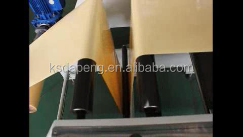 automatic a4 size paper roll cutting machine