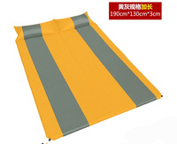 High Quality Double Person Inflatable Camping Mattress/ Sleeping Pad