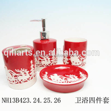 ceramic cheap bathroom accessories