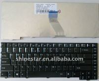 New keyboard FOR Acer Aspire 4330 5230 5530G 5730 5739G 5930 6920 Emachines E510 Black Laptop keyboard