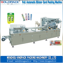 Fully automatic multi function Blister packaging machine (JP-350D)