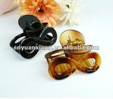 New design plastic hair claw for women