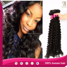 human hair extensions 7a grade hair double weft brazilian machine optional colored curly hair extensions