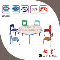 SY Good quality kindergarten table kindergarten furniture