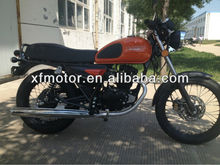 200cc classic motorcycle