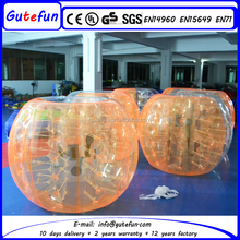 kids bouncing inflatable bumper ball body ball body bounce grass ball