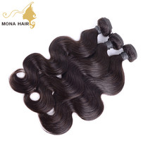 Good feedback hot selling on Alibaba highly recommend double weft not tangle body wave wick russian virgin hair