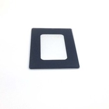 3-5mm clear tempered painted switch transparent glass price