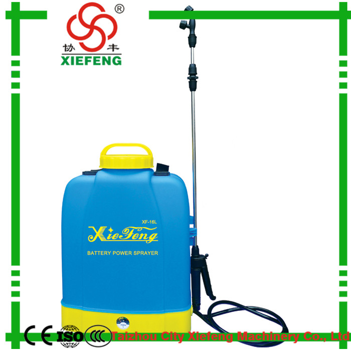 Hot sale custom pressure sprayers/battery operated trigger sprayer