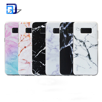 Mobile Accessories Fashion Marble Stone Pattern