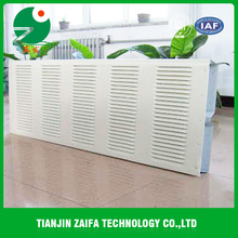 China high quality outdoor highway shutter soundproof metal acoustic panel
