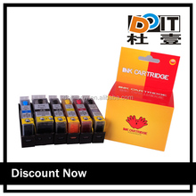 PGI 525 CLI 526 ink cartridge Compatible for Canon ip4850 ix6560 with reset chips